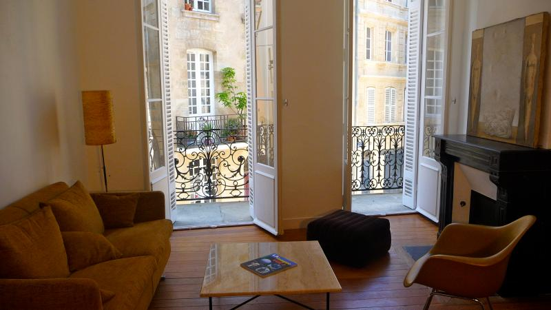 CHARMING APARTMENT 2 BEDROOMS IN HISTORICAL CENTER - Image 1 - Bordeaux - rentals
