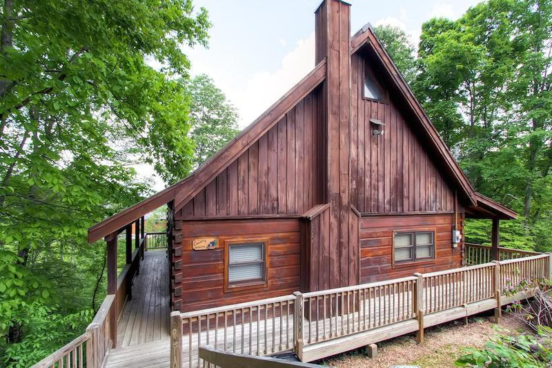 COUNTRY HIDEAWAY - Image 1 - Sevierville - rentals