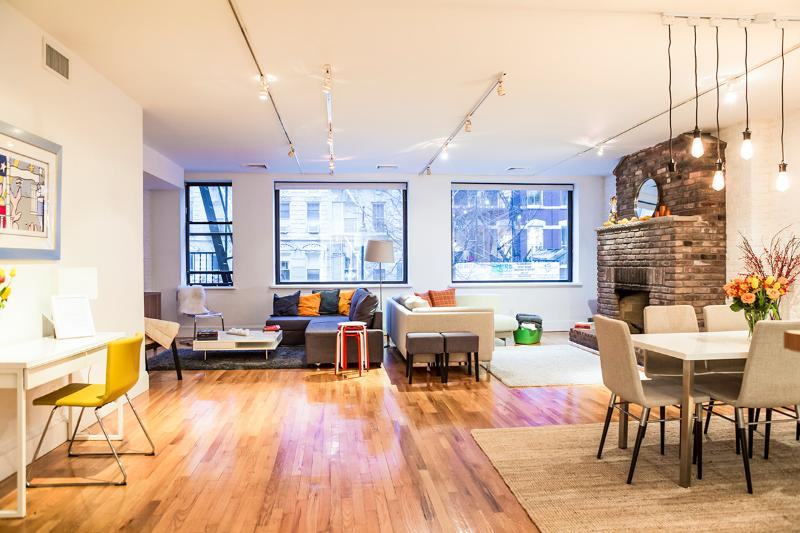 Soho Loft, Sleeps 4 - Image 1 - New York City - rentals