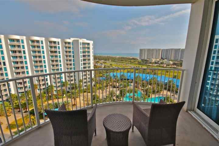 BEST VIEWS AT THE PALMS OF DESTIN RESORT!! Book THIS 2BR/2BA today! Sleeps 6. - Image 1 - Destin - rentals