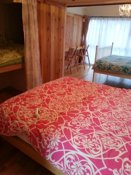 3 beds double double single - ShibuYa2Bedroomwith3beds-PenthouseViews&Mobilewifi - Shibuya - rentals