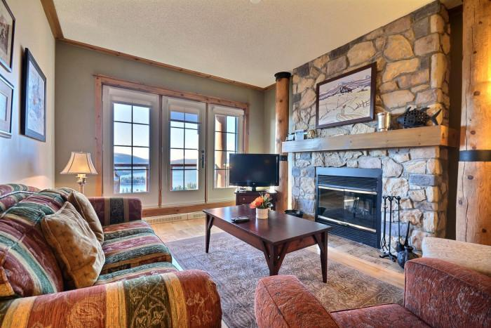 Heavenly House in Mont Tremblant (L'Equinoxe | 152-7) - Image 1 - Mont Tremblant - rentals