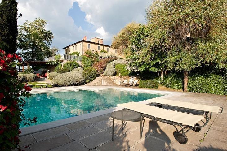 Villa Barberino 12 - Image 1 - Tuscany - rentals