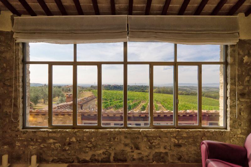 Large Chianti Classico Villa with Swimming Pool and Spa near Siena - Villa Valeria - Image 1 - Castelnuovo Berardenga - rentals