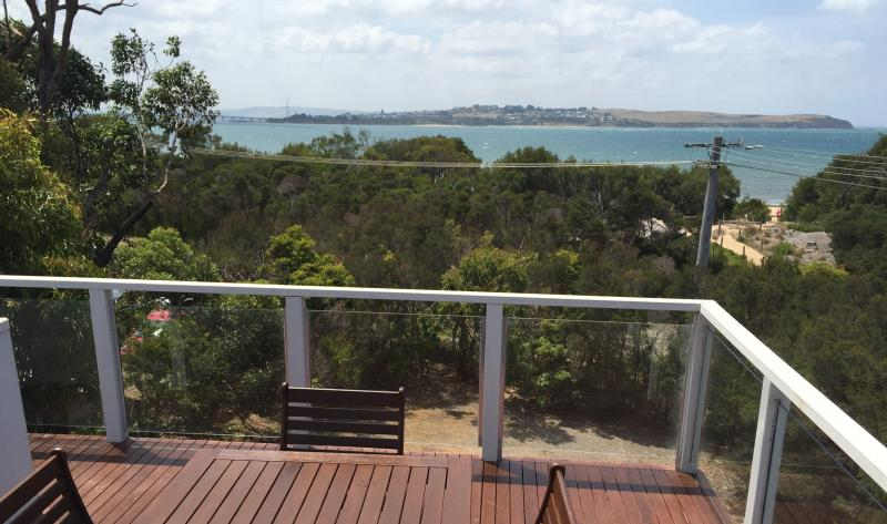 BEACHFRONT HOUSE WITH SPECTACULAR WATER VIEWS FROM TWO DECKS - Image 1 - Newhaven - rentals