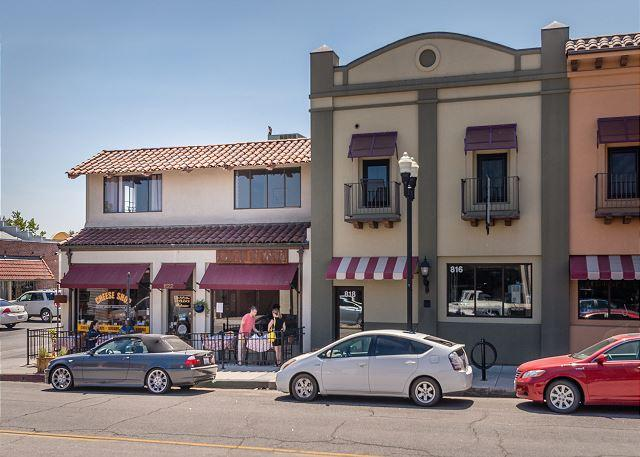 Downtown Loft Perfect for a Couple's Getaway! - Image 1 - Paso Robles - rentals