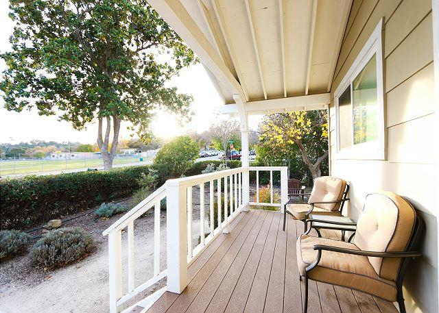Best Porch in Town Awaits Your Stay - Image 1 - Paso Robles - rentals