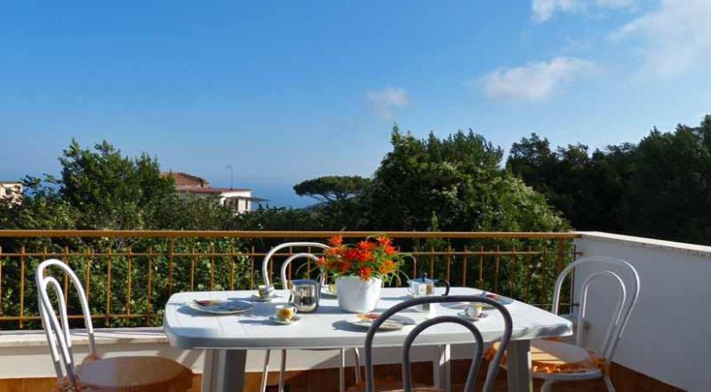 01 I Campi terrace - I CAMPI Sant'Agata/Massa Lubrense - Sorrento area - Massa Lubrense - rentals