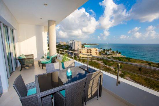 Cupecoy Beach Luxury Condo - Blue Mall - Image 1 - Cupecoy Bay - rentals