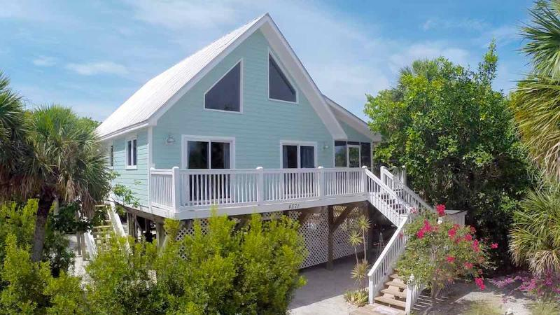 welcome to the Silverseas Cotage - Silverseas Cottage - Luxury - Pool - 2 Golf Carts - Captiva Island - rentals