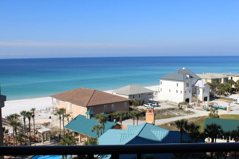 View from the balcony - June Specials!. Tram Included. This condo has 2 kings! - Destin - rentals