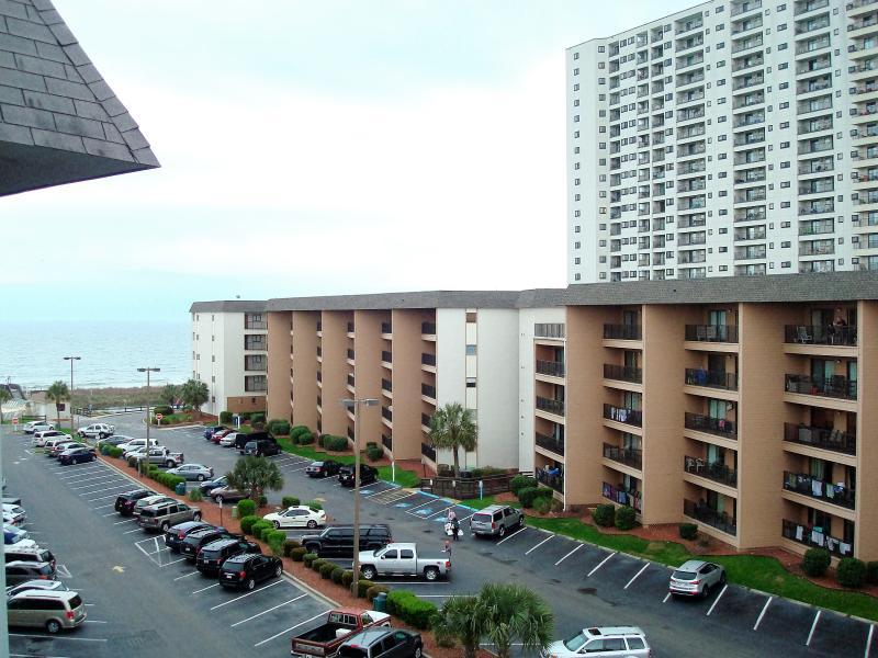 Myrtle Beach Resort - Sea Breeze (A Building) - Myrtle Beach Resort - Two Bedroom Condo with Oceanview and Resort Amenities! - Myrtle Beach - rentals