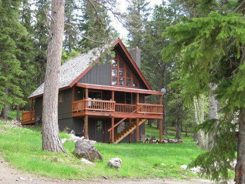 Alpine Retreat Cabin - Image 1 - Deadwood - rentals