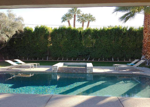 Lorenzo Modern Desert Rental with Salt Water Pool - Image 1 - Palm Springs - rentals