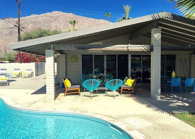 Parocela Modern; Amazing Mid Century  Modern w/a Stellar Location - Image 1 - Palm Springs - rentals