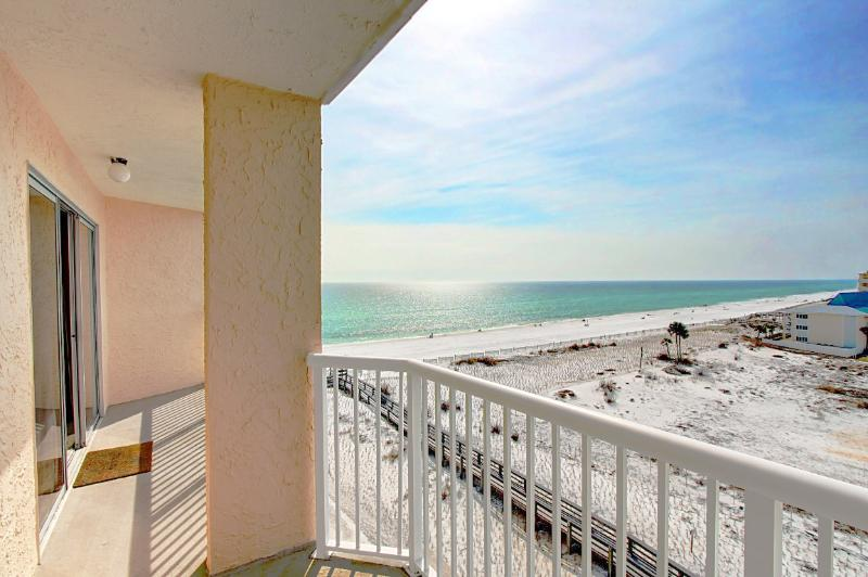 Islander Beach Resort 707-*10%OFF April1-May26*GulfViews-Okaloosa Island - Image 1 - Fort Walton Beach - rentals