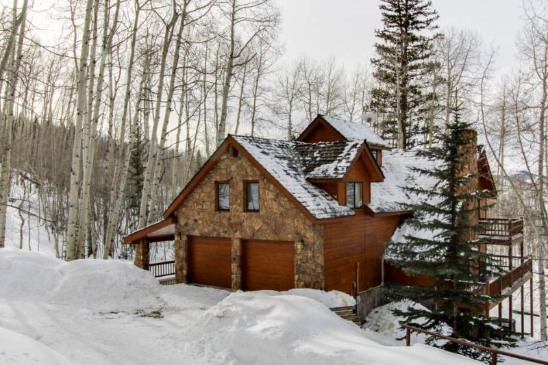Luxurious home on large private lot w/ gourmet kitchen & private hot tub - Image 1 - Telluride - rentals