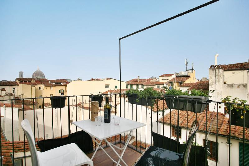 A room with a view - Image 1 - Florence - rentals