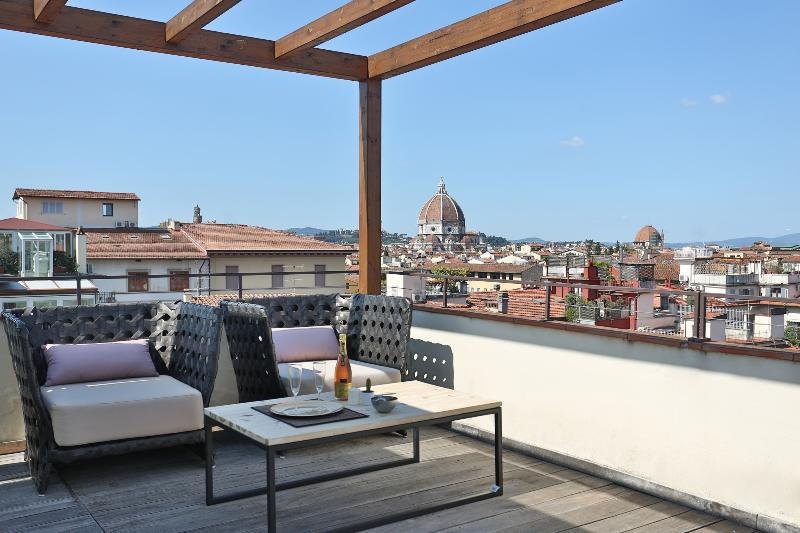 D'Azeglio Rooftop Terrace - Image 1 - Florence - rentals