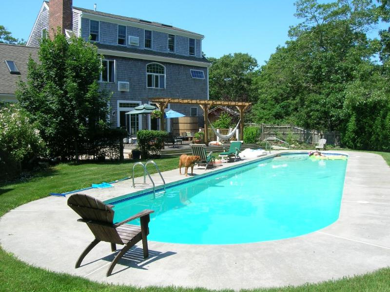 Luxury 6 BR Home W/ 60 Foot Private Pool - Image 1 - Orleans - rentals