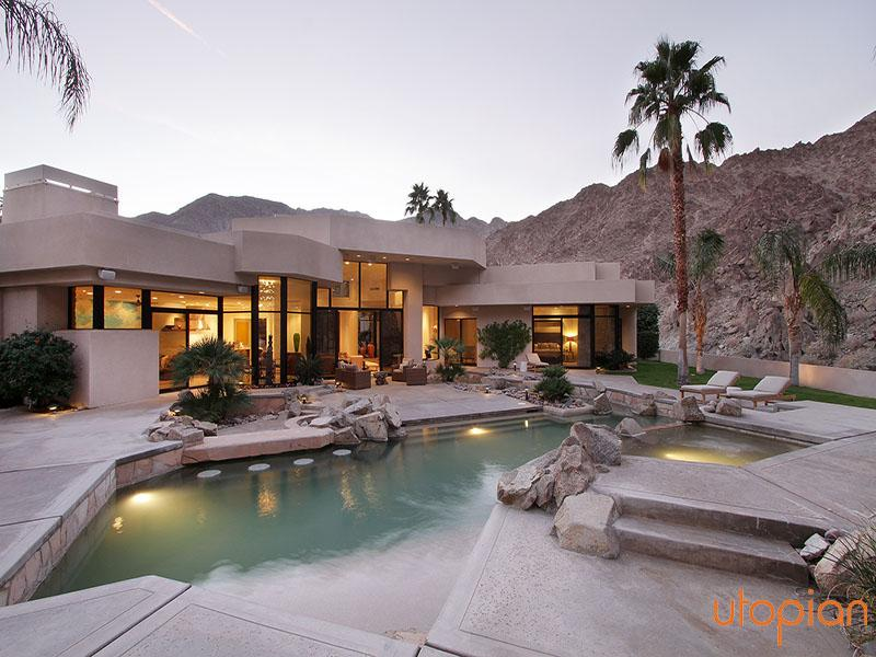 Desert Fortress - Desert Fortress in Palm Springs w/ Pool & Spa - La Quinta - rentals