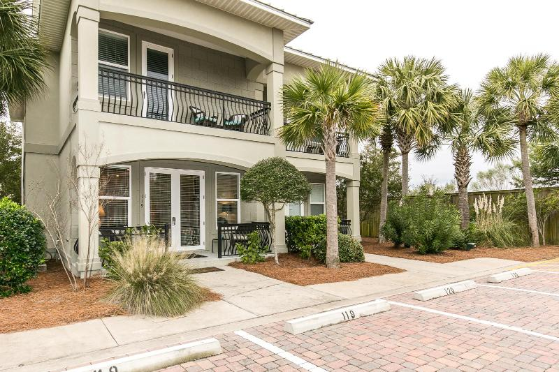 """Miramar Beach Villas Unit 119"" Surf Side Villa Spacious, Luxury Beach House, Sleeps 10! - Image 1 - Miramar Beach - rentals"