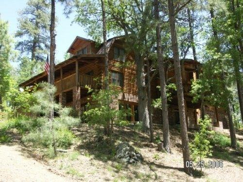 PRESCOTT Log Cabin - Cool Pines 5400+sf - Image 1 - Prescott - rentals