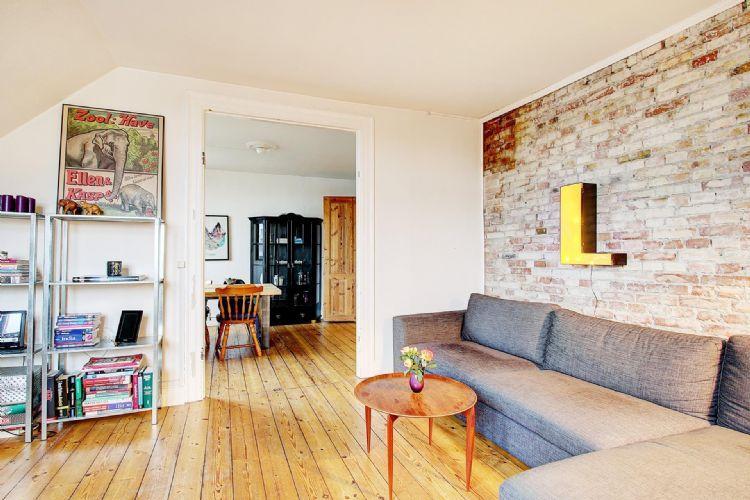 Frederiksstadsgade Apartment - Lovely bright Copenhagen apartment at Vesterbro - Copenhagen - rentals