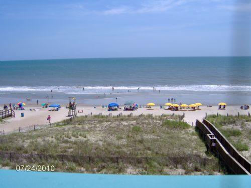 View - Pelican Watch 406 - Carolina Beach - rentals