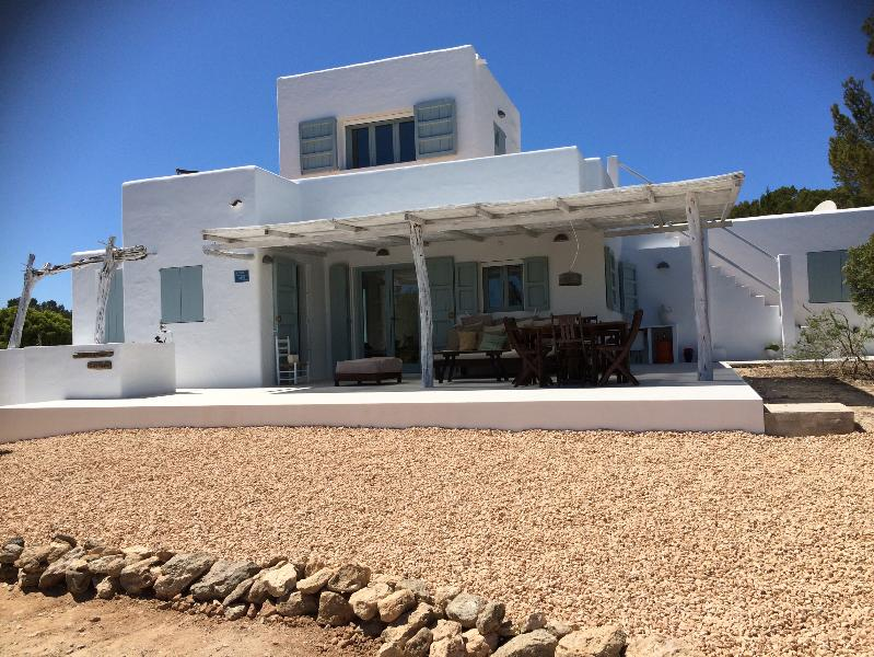 Front - House/Villa Es Cap de Barbaria for rent /6 people - Formentera - rentals