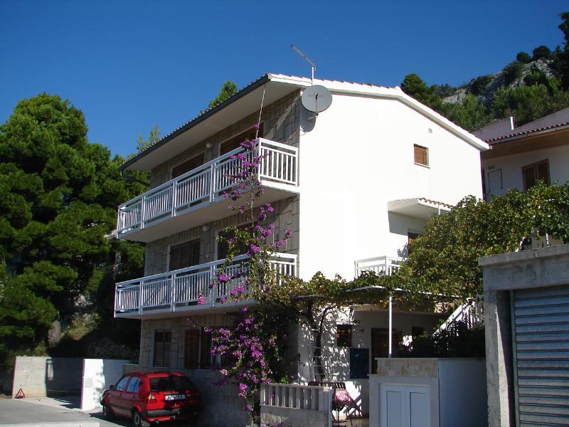 house - 00713BREL A1(4+2) - Brela - Brela - rentals