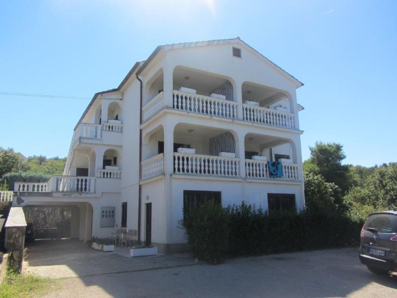 house - 35016  A5(4+1) - Klimno - Klimno - rentals