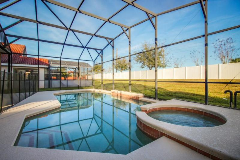 Large home near Disney & more w/private pool & game room! - Image 1 - Davenport - rentals