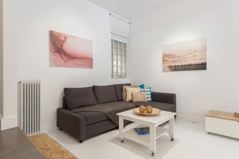 Living Room - Modern apartment under Acropolis - Tavros - rentals