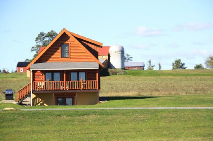 Otisco Deluxe Cabin by Seneca Lake at Cobtree - Image 1 - Geneva - rentals