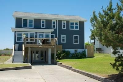 B HOUSE - Image 1 - Atlantic Beach - rentals