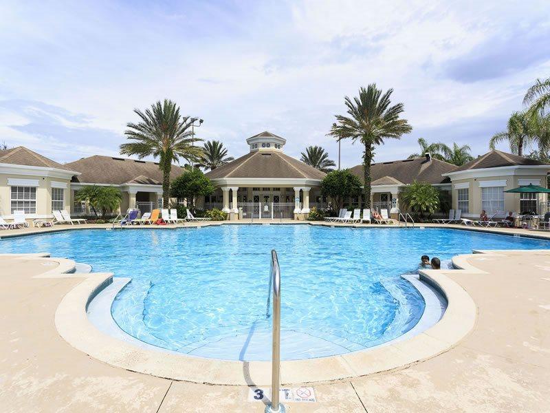 3 Bedroom Windsor Palms Resort Condo. 2300SPD-301 - Image 1 - Orlando - rentals