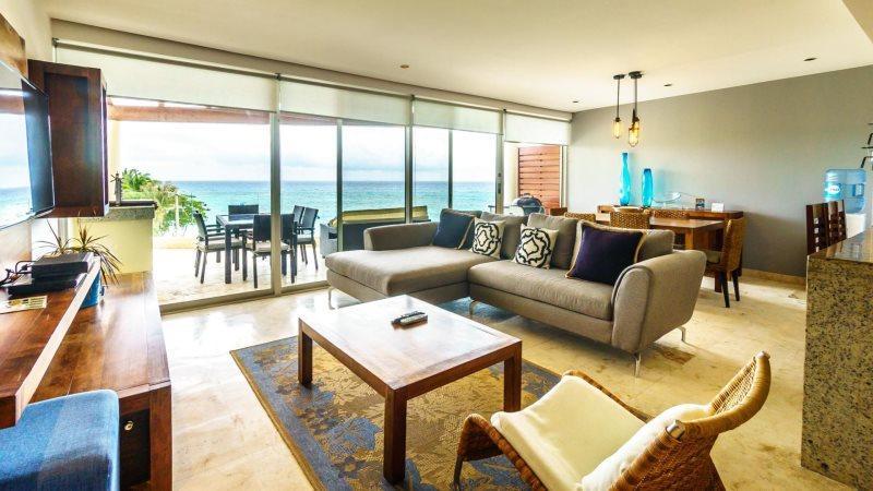EMBASSY PENTHOUSE BEACHFRONT - Image 1 - Playa del Carmen - rentals