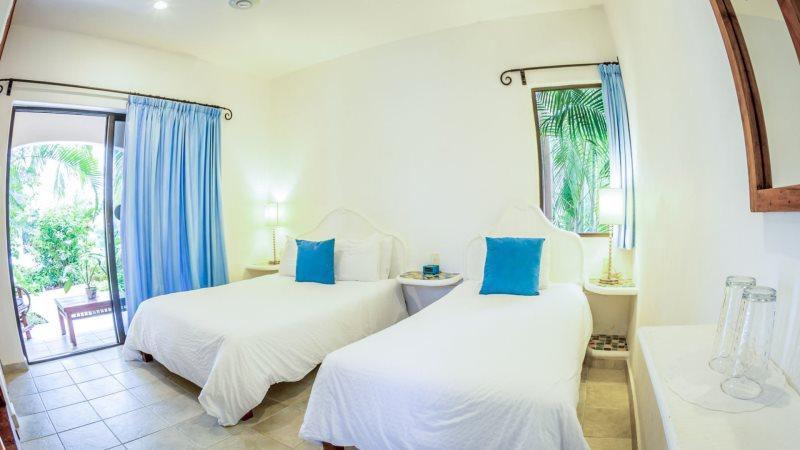 Playa del Carmen Hotel Room at the BRIC Hotel - 1 Double & 1 Individual - Image 1 - Riviera Maya - rentals