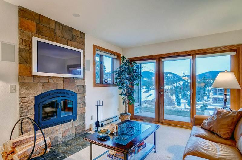 Charming Breckenridge 1 Bedroom Ski-in - TE1 - Image 1 - Iola - rentals