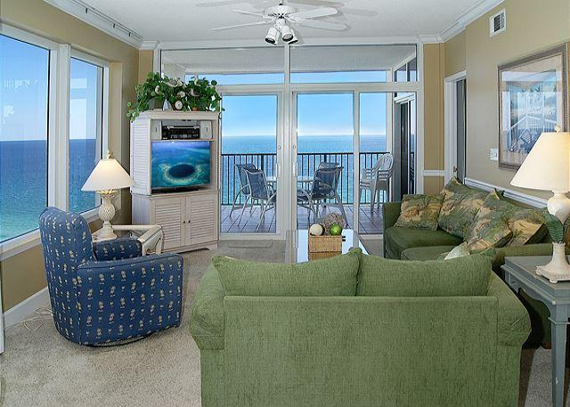 14TH FLOOR BEACHFRONT FOR 8! 10% OFF MARCH STAYS! CALL NOW! - Image 1 - Destin - rentals