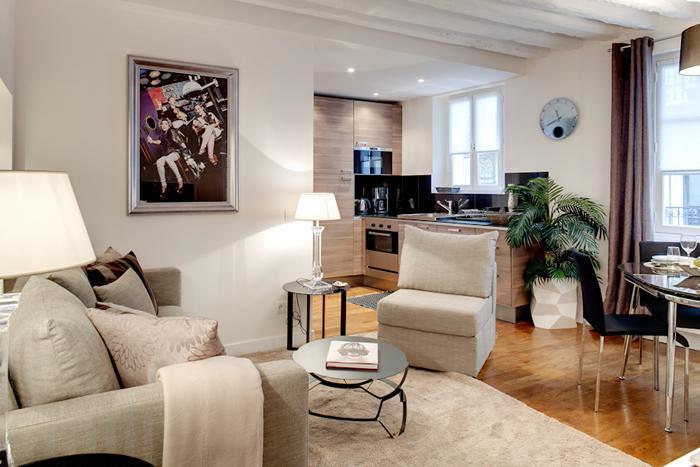 MARAIS PRESTIGE XVI - Image 1 - Paris - rentals