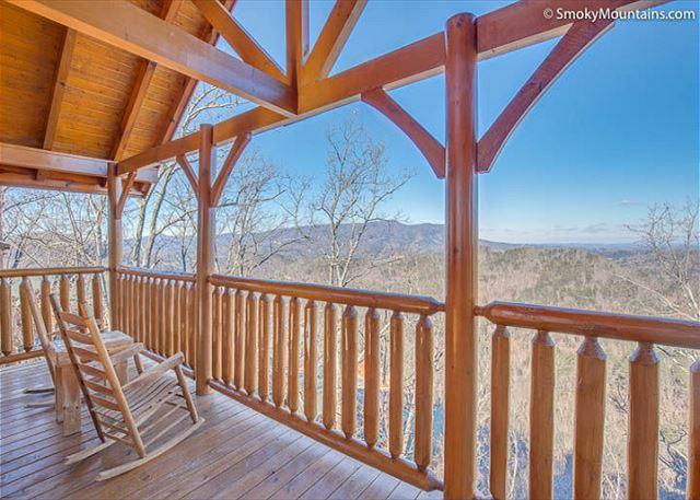 Luxurious Cabin with Views! (Sleeps 16) Crazy Summer Special from $169!!! - Image 1 - Sevierville - rentals