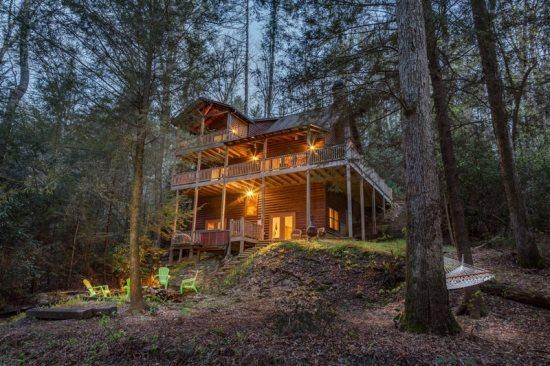 River Spirit - Trophy Trout Stream - Image 1 - Ellijay - rentals