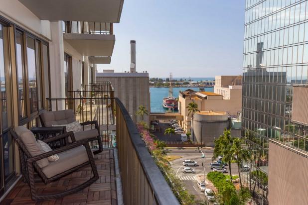 Harbor Square 10E - Image 1 - Honolulu - rentals