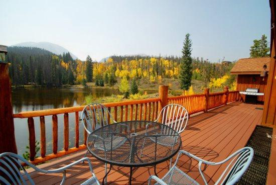 Bootlegger Lodge - 26 acres of private land, on private lake! - Image 1 - Silverthorne - rentals