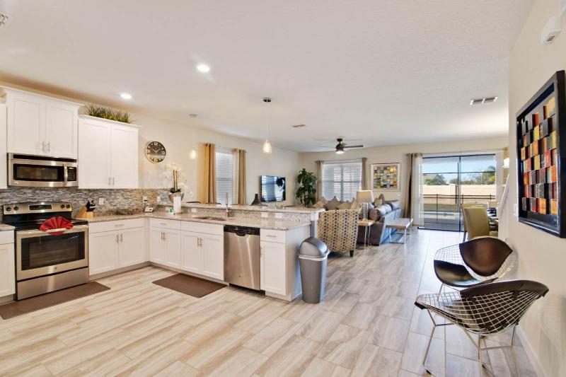 8 Bedroom Home Close To Disney - Image 1 - Davenport - rentals