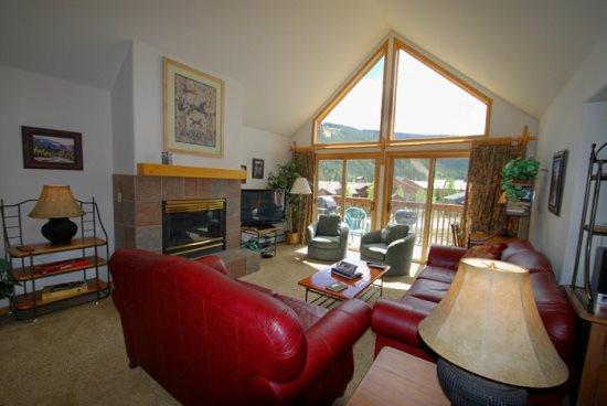 Snake River Village 34 - Walk to slopes, washer/dryer, sleeps 10, 2 car garage! - Image 1 - Keystone - rentals