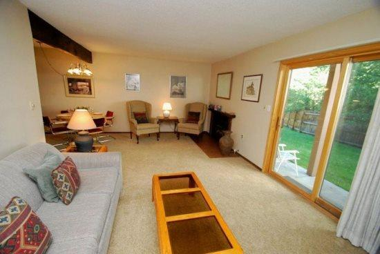 Snowdance Condominiums A104 - Walk to slopes, ground floor, Mountain House! - Image 1 - Keystone - rentals
