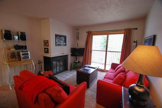 Snowdance Condominiums A202 - Walk to slopes, updates, Mountain House! - Image 1 - Keystone - rentals